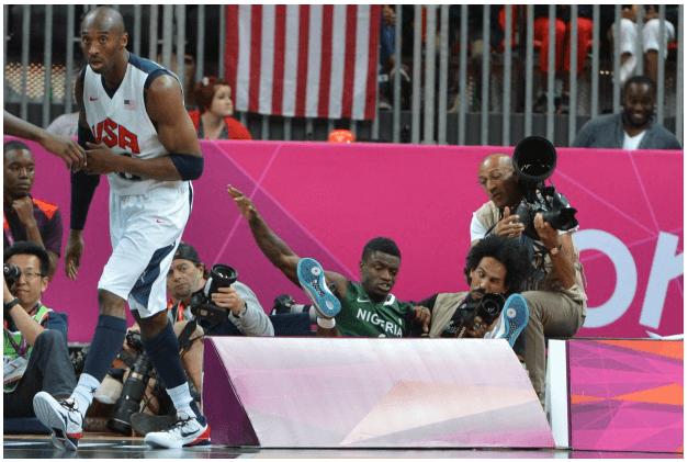 US - Nigeria Pre-Olympics Basketball Friendly