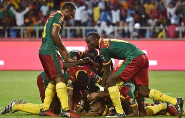 Cameroon wins Afcon Cup 2017