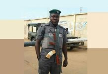 Customs Kill Commercial Motor Driver