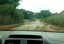 Portion of Agbara-Atan Road