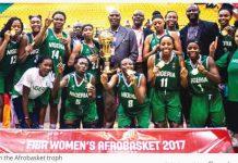 Nigeria female National Basketball team, D'Tigress