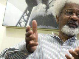 Prof. Wole Soyinka